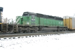 HLCX SD40-2 7169
